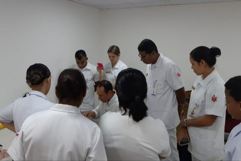 Workshops com o Consultor da Labordental Marcio Alves