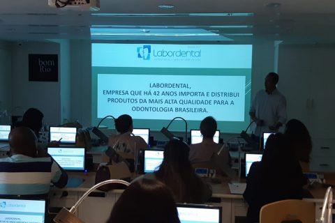 Workshops com o Consultor da Labordental Marcio Alves