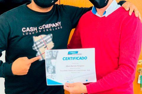 Alberte com Certificado