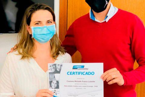 Cassiana com Certificado